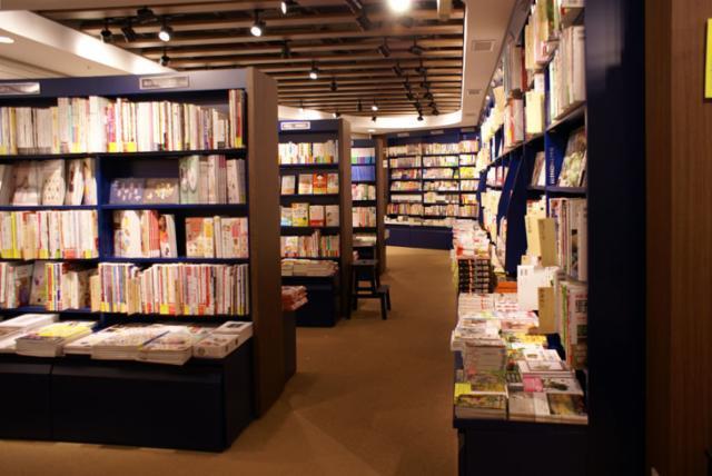 有隣堂 横浜駅西口店商品管理スタッフの画像・写真
